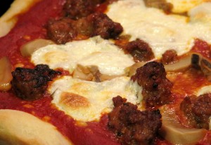 Homemade sausage pizza rules 300x207 Homemade Pizza Rules